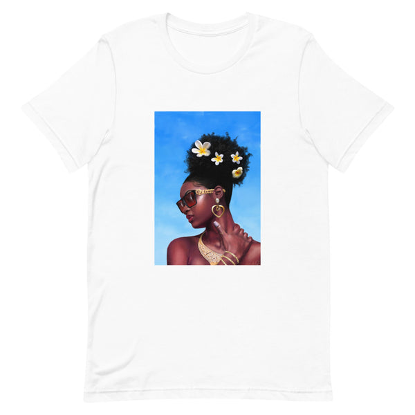 Flourish - Short-Sleeve Unisex T-Shirt