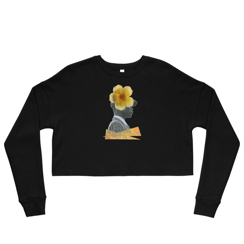 A Beautiful Mind - Crop Sweatshirt