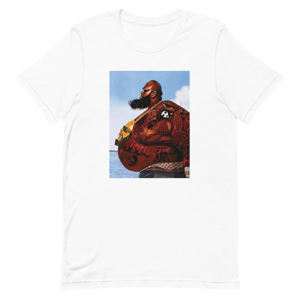 Rick Ross - Short-Sleeve Unisex T-Shirt
