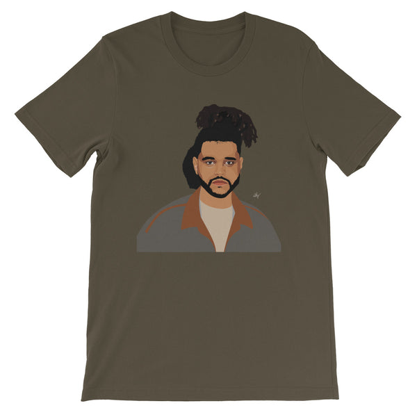 The Weeknd - Short-Sleeve Unisex T-Shirt