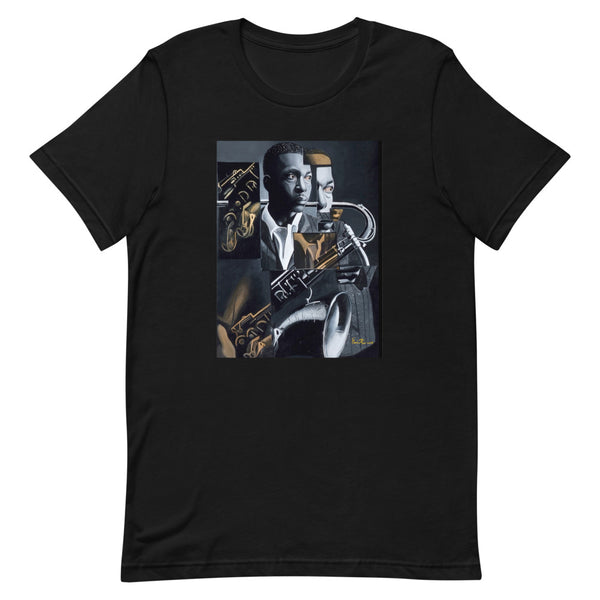 Coltrane - Short-Sleeve Unisex T-Shirt