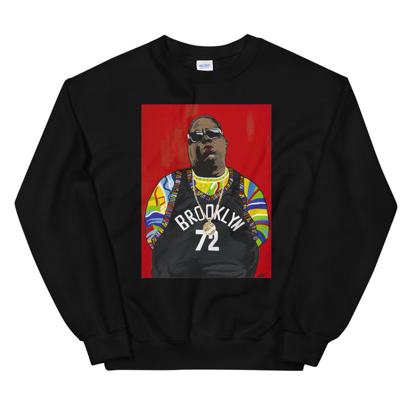 Notorious x New Brooklyn - Crew Neck