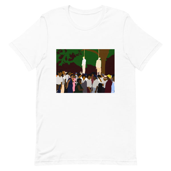August 7, 1930 The Lynching (Marion, Indiana) - Short-Sleeve Unisex T-Shirt