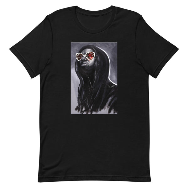 Wayne - Short-Sleeve Unisex T-Shirt