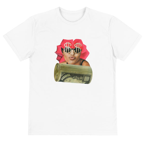 Dollar and Sense - Recycled T-Shirt