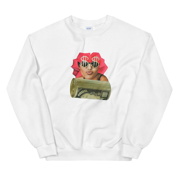 Dollar and Sense - Unisex Crew neck