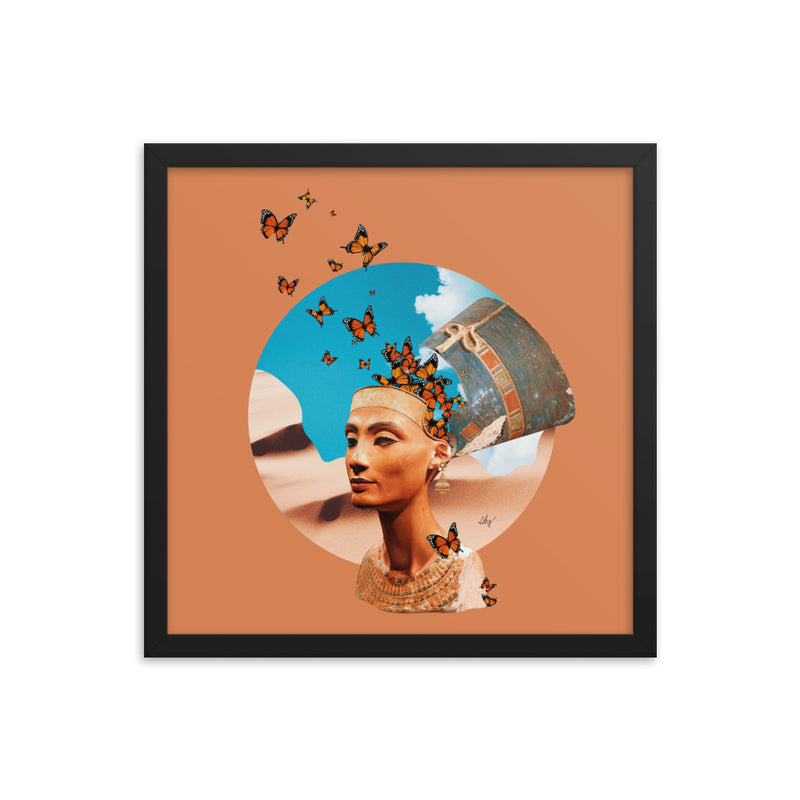 Nefertiti - 16x16 (LIMITED RUN OF 1)