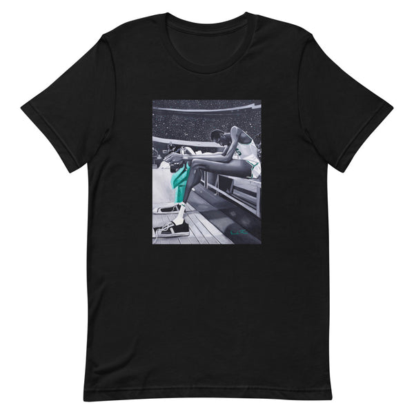 Bill Russell - Short-Sleeve Unisex T-Shirt