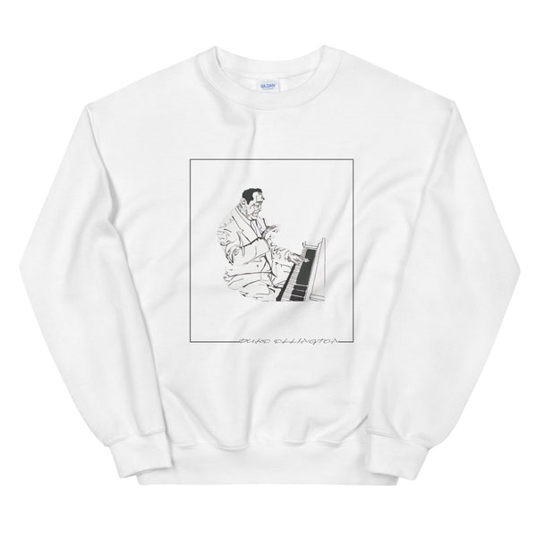 Duke Ellington - Unisex Crew Neck - VOICI