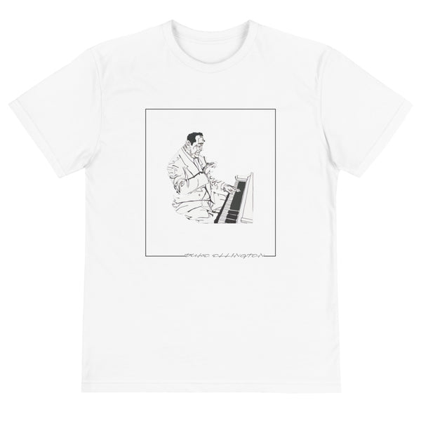 Duke Ellington - Recycled T-Shirt - VOICI
