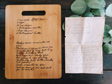 Load image into Gallery viewer, Wood Burned Cutting Boards