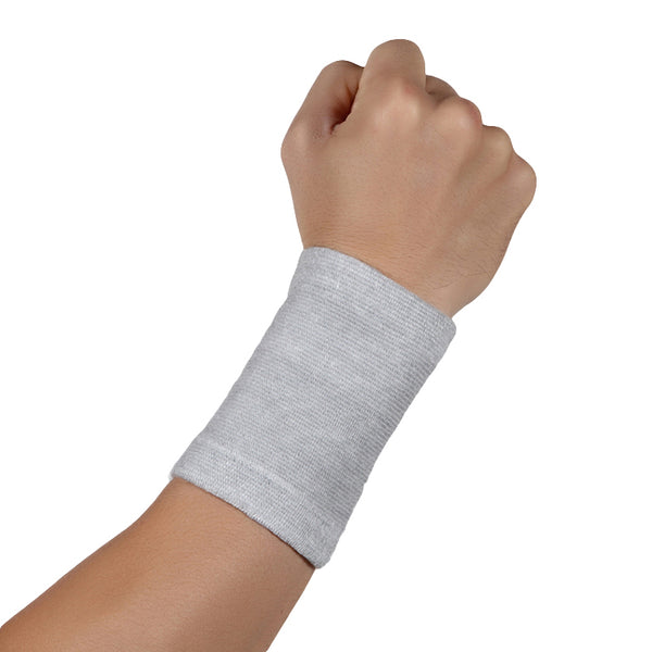 Knitted Bamboo Charcoal Fiber Compression Elastic Gymnastic Bowling Wrist Support Sleeve - Star Boutik LLC
