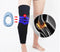 Magnetic Knitted Anti-Skid Sleeve Compression Knee Support Pad - Star Boutik LLC