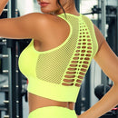 Workout Yoga Vest Sports Bra for women