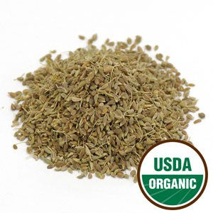 Anise Seed Whole Organic