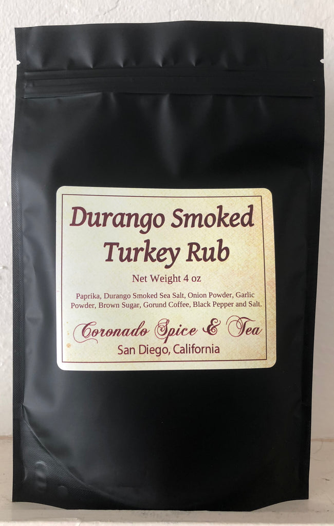 Durango Smoked Turkey Rub