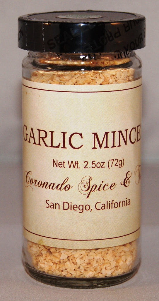 Garlic Minced Organic
