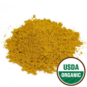 Curry Powder Sweet (Salt Free) Organic
