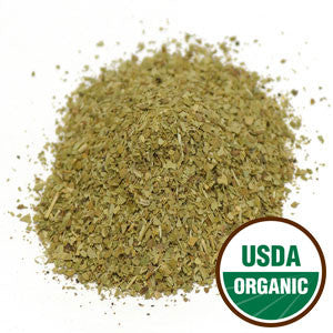 Yerba Mate Green Organic Cut and Sifted