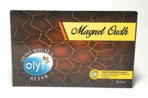 Olyf Magnet Oudh Attar, (Buy 1 Get 1 Free) - Olyf By Olive Route | Buy Natural, Vegan, Traditional Indian Products