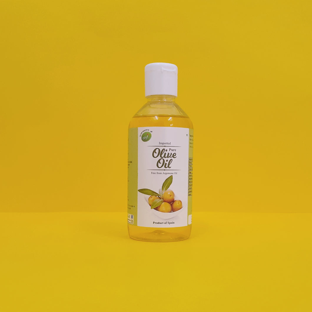 Olyf Pure Olive Oil, 250ml - Olyf By Olive Route | Buy Natural, Vegan, Traditional Indian Products