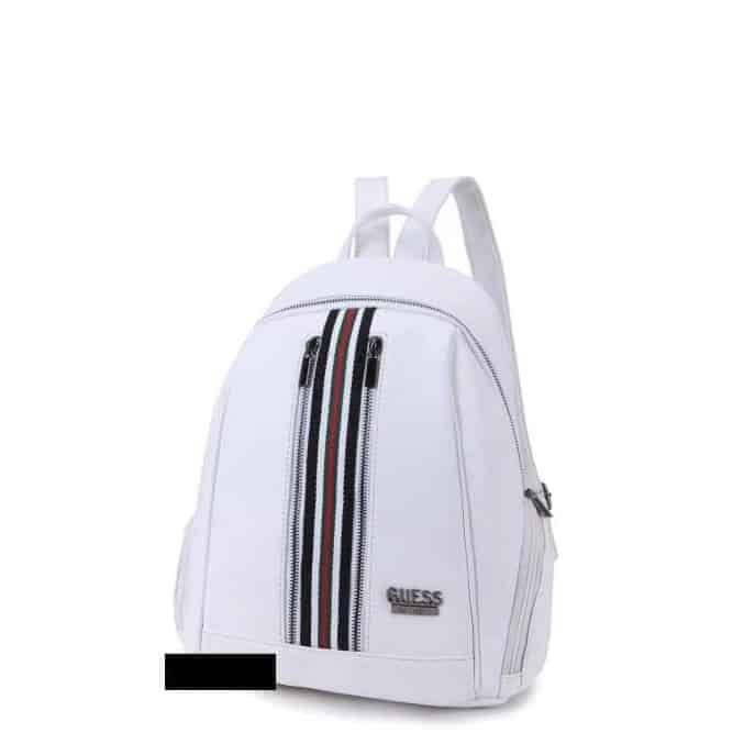 Olyf Back Pack Dual Color - White - Olyf By Olive Route | Buy Natural, Vegan, Traditional Indian Products