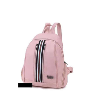 Olyf Back Pack Dual Color - Pink - Olyf By Olive Route | Buy Natural, Vegan, Traditional Indian Products