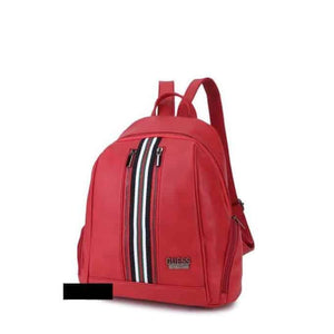Olyf Back Pack Dual Color - Red - Olyf By Olive Route | Buy Natural, Vegan, Traditional Indian Products