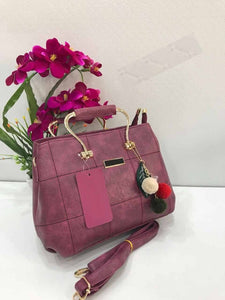 Olyf Charm Maroon Bag - Olyf By Olive Route | Buy Natural, Vegan, Traditional Indian Products