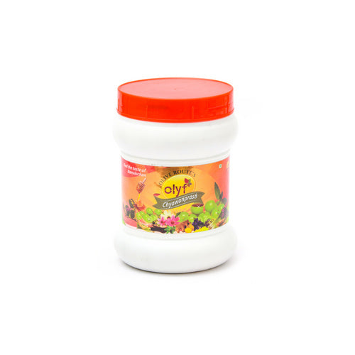 Olyf ChywanPrash, 500gm - Olyf By Olive Route | Buy Natural, Vegan, Traditional Indian Products