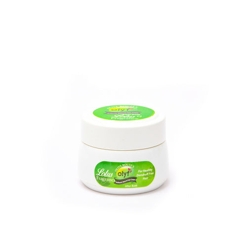 Olyf Hair Creame - Lotus, 50gm - Olyf By Olive Route | Buy Natural, Vegan, Traditional Indian Products