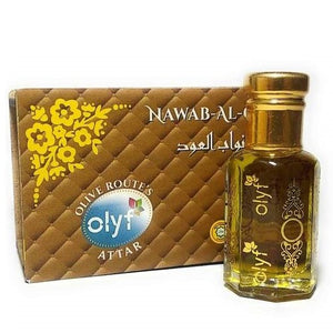 Olyf Nawab Al Oudh Attar, (Buy 1 Get 1 Free) - Olyf By Olive Route | Buy Natural, Vegan, Traditional Indian Products