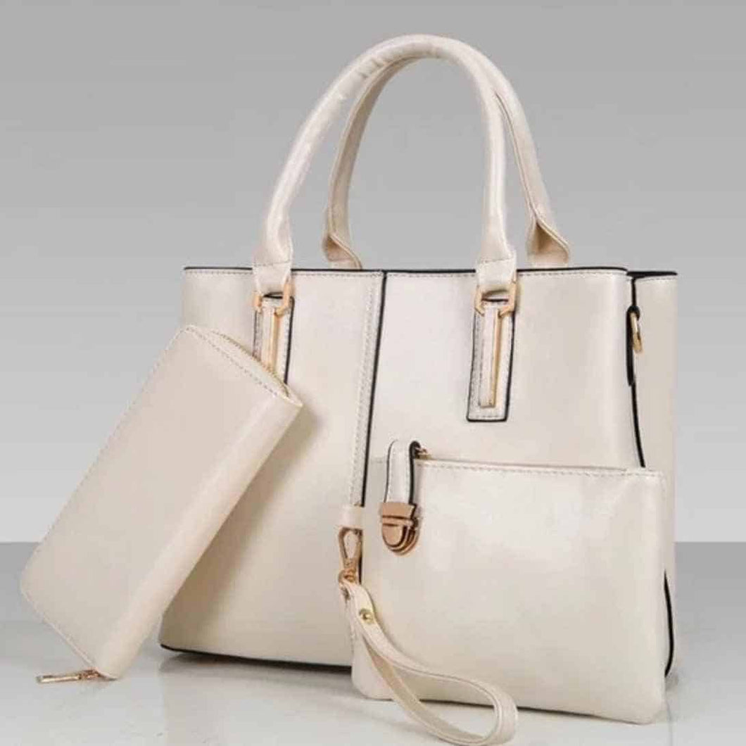 Olyf Stylish White Handbag - Olyf By Olive Route | Buy Natural, Vegan, Traditional Indian Products