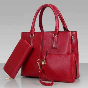 Olyf Stylish Red Handbag - Olyf By Olive Route | Buy Natural, Vegan, Traditional Indian Products