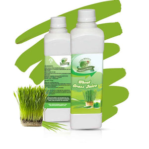 Olyf Wheat Grass Juice, Cold Pressed - 1 litre - Olyf By Olive Route | Buy Natural, Vegan, Traditional Indian Products