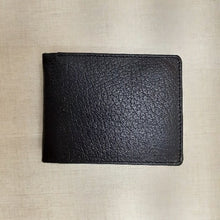 Load image into Gallery viewer, Olyf Wallet - Style Western  - Black - Olyf By Olive Route | Buy Natural, Vegan, Traditional Indian Products