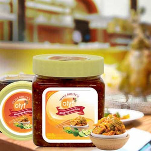 Olyf Mix Pickle, 250gms - Olyf By Olive Route | Buy Natural, Vegan, Traditional Indian Products