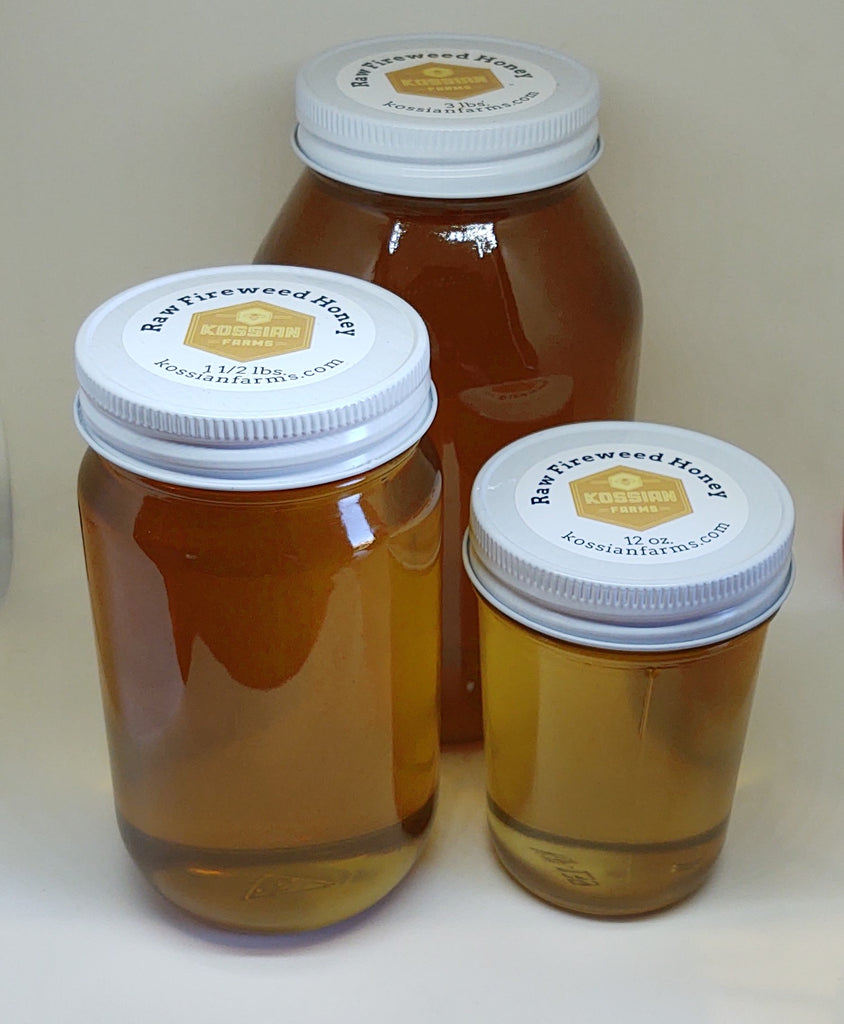 Fireweed Honey
