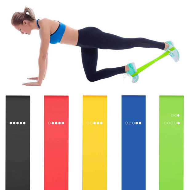 Yoga Resistance Bands - Brands for Trends