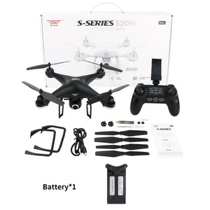 SJRC S70W GPS Transmission RC Drone - Brands for Trends