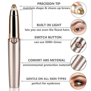 USB Eyebrow Trimmer - Brands for Trends