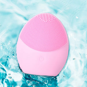 Silicone Face Cleansing Brush - Brands for Trends