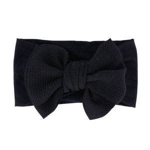 Baby Accessories Infant Baby Girl Cute Soft Bow Headband Newborn. - Brands for Trends