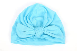 10 Colors Autumn Winter Newborn Hat  Baby Toddler Kids Boy Girl Turban Hair Accessories - Brands for Trends