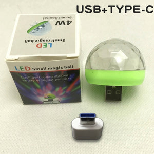 Led Mini Disco Light - Brands for Trends