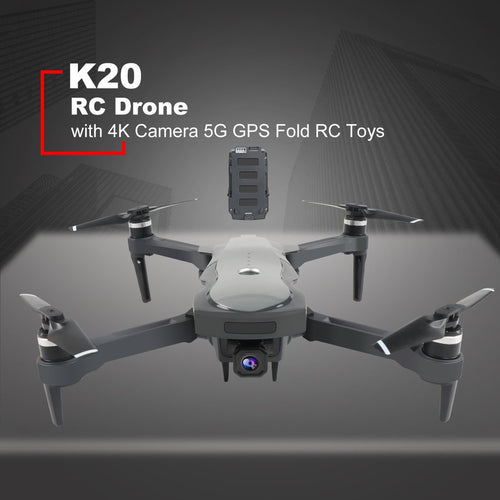 K20 Brushless Motor 5G GPS Drone - Brands for Trends