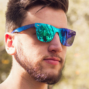R98 Colorful Retro Sun Glasses Men - Brands for Trends