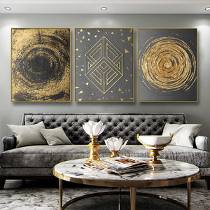 Wall Canvas Painting Calligraphy Decor - Brands for Trends