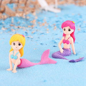 Mermaid DIY Figurine Decoration - Brands for Trends