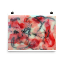 Load image into Gallery viewer, Encaustic # 1 Personalized Premium Luster Photo Paper Poster
